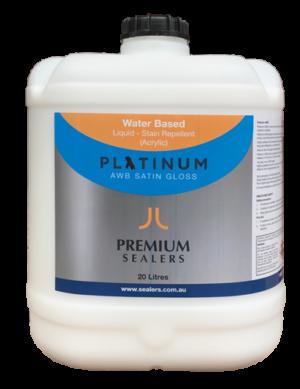Premium Sealers - AWB Satin Gloss