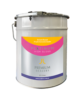 Premium Sealers - High Gloss