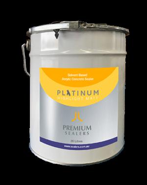 Premium Sealers Platinum Highlight Matt