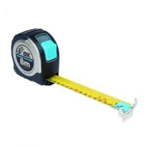 OX Pro SS Tape Measure - 8m