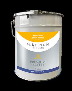 Premium Sealers - Xylene Thinners