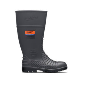 Blundstone Safety Gumboot PENRS Sole - Grey