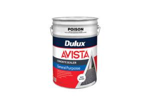 Dulux Avista General Purpose Concrete Sealer Semi-Gloss 20L
