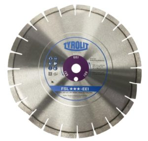 Soffcut blade Purple 150mm