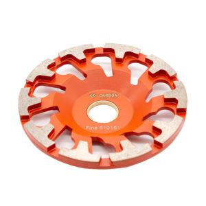 130mm (F-Type) Fine Cup Wheel