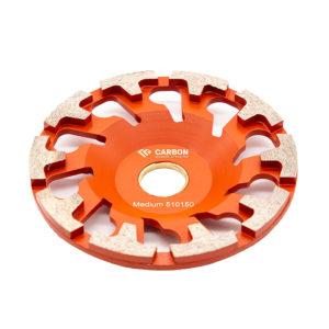 130mm (F-Type) Medium Cup Wheel