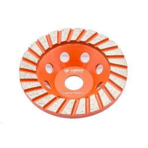 5inch Turbo Coarse Cup Wheel 22.23 Centre