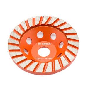 5inch Turbo Fine Cup Wheel 22.23 Centre