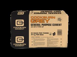 Cockburn Grey Cement Type GP 20Kg