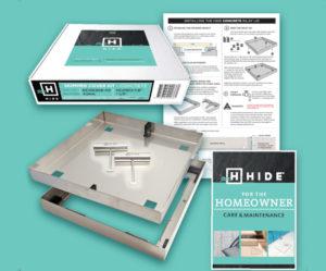 Concrete Product Kit Contents