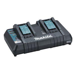 Makita 18V Cordless Battery Same Time Dual Port Charger