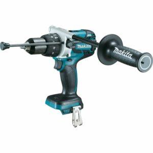 Makita 18V Li-ion Cordless Brushless Hammer Driver Drill - Skin Only