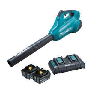 Makita 36V 2 X 5.0AH Dual Battery Turbo Blower Combo Kit