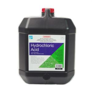 Telford Hydrochloric Acid 20L