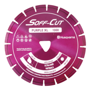 XL6-1000ND 6in 150mm LATE ENTRY SOFF CUT