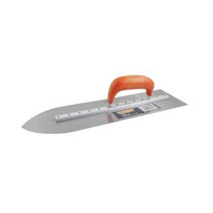 Flextool Pointed Trowel Plastic Handle 100W x 355L