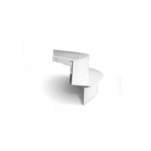 Z Poolform - Bendable with Square Edge Backing - 2.44m