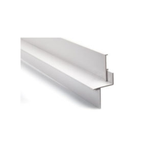 Z Poolform - Straight with Square Edge Backing - 2.44m