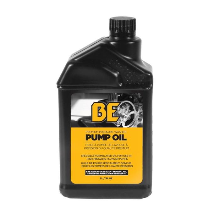BE Pump Oil