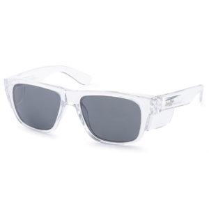SS Fusions Clear Frame/Polarised