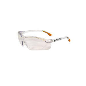 KANSAS SAFETY GLASSES WITH ANTI-FOG - CLEAR LENS