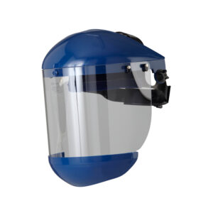 MAXISAFE PROFESSIONAL CLEAR FACESHEILD COMPLETE